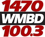 1470 - WMBD - 100.3