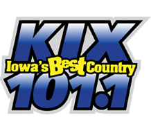 KIX101.1 - Iowa's Best Country