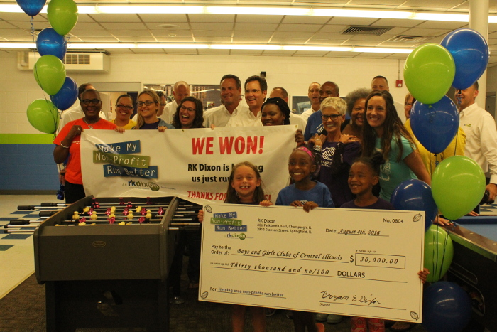 Boys and Girls Clubs of Central Illinois